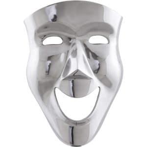 Maske i aluminium