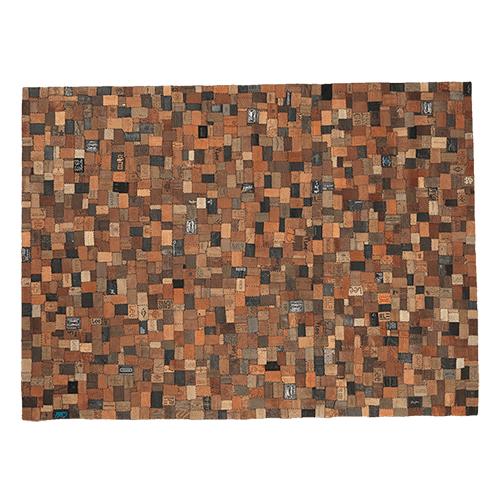Image of   Læder tæppe, Fuhrhome, Orlando