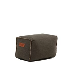 Puf RETROit Cobana Square Puff - Brown