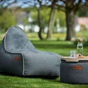 Sækkestol udendørs