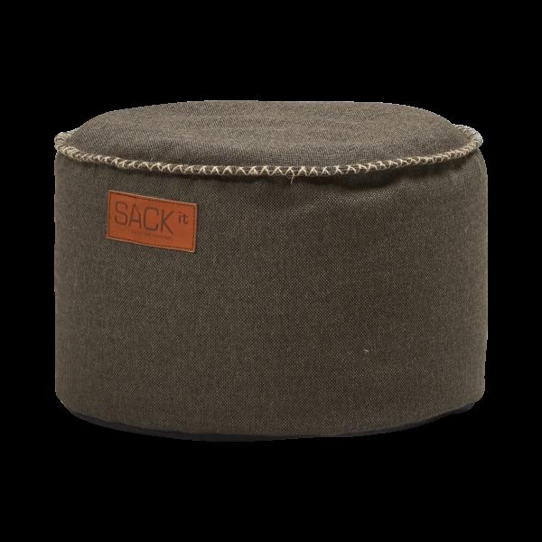 Puf RETROit Cobana drum - Brown