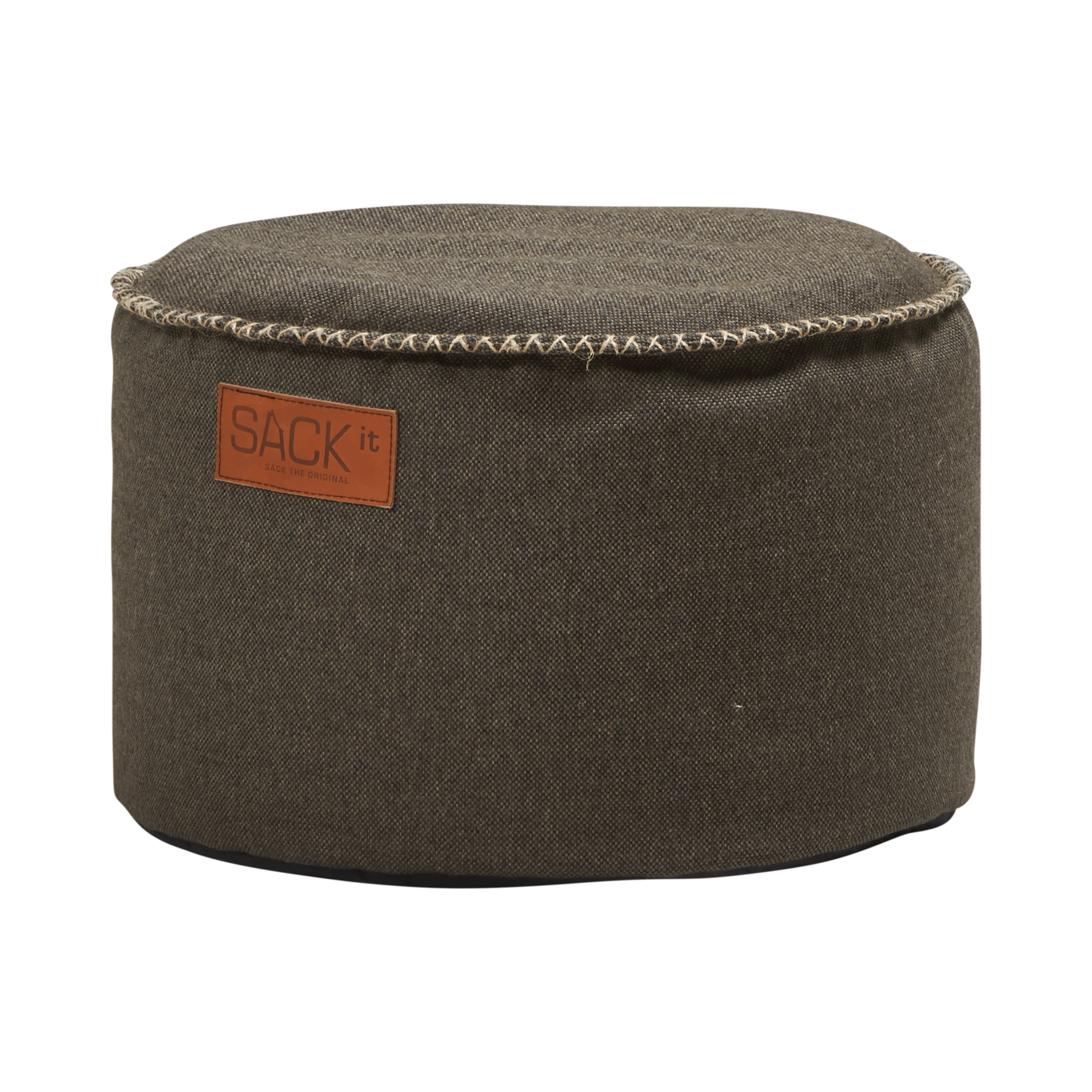 Image of   Puf RETROit Cobana drum - Brown
