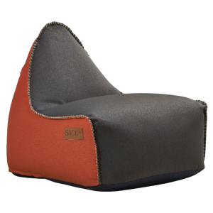 RETROit Canvas Dark Brown / Orange