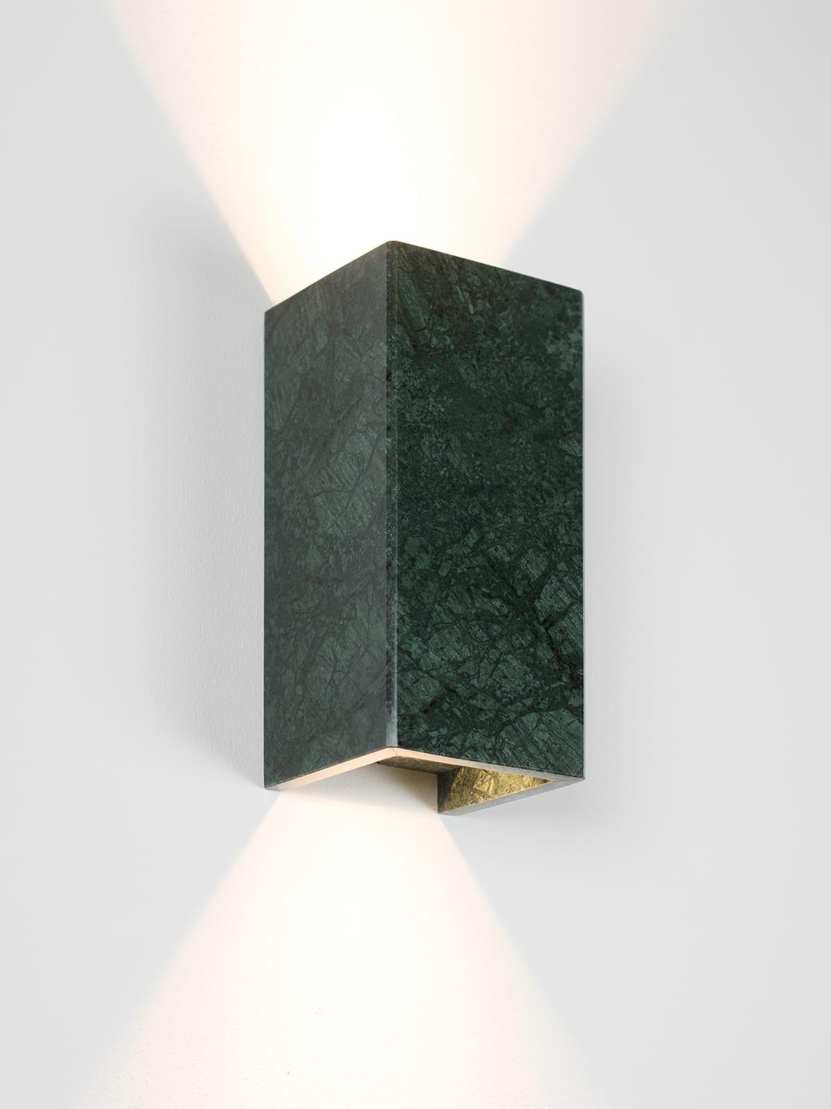 Marmor væglampe Guatemala
