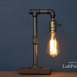 Vandrør bordlampe model 6.1