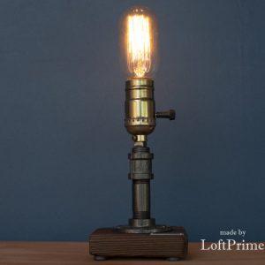 Vandrør bordlampe model 35.2