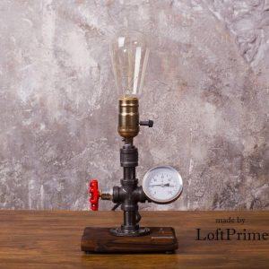 Vandrør bordlampe model 54.1
