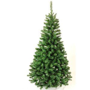 Juletræ af plastic