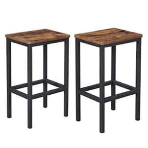 2 barstole i træ