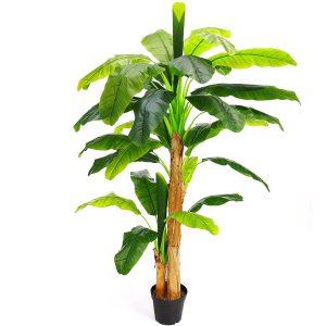 Bananpalme 220 cm med 33 blade