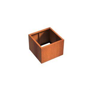 Andes kubik 80x80x60 cm uden bund