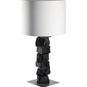 Bordlampe - Store Bjørn hvid