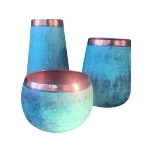 Vasesæt kobber