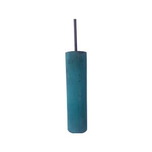 Oxideret kobberlampe Tube Ø8